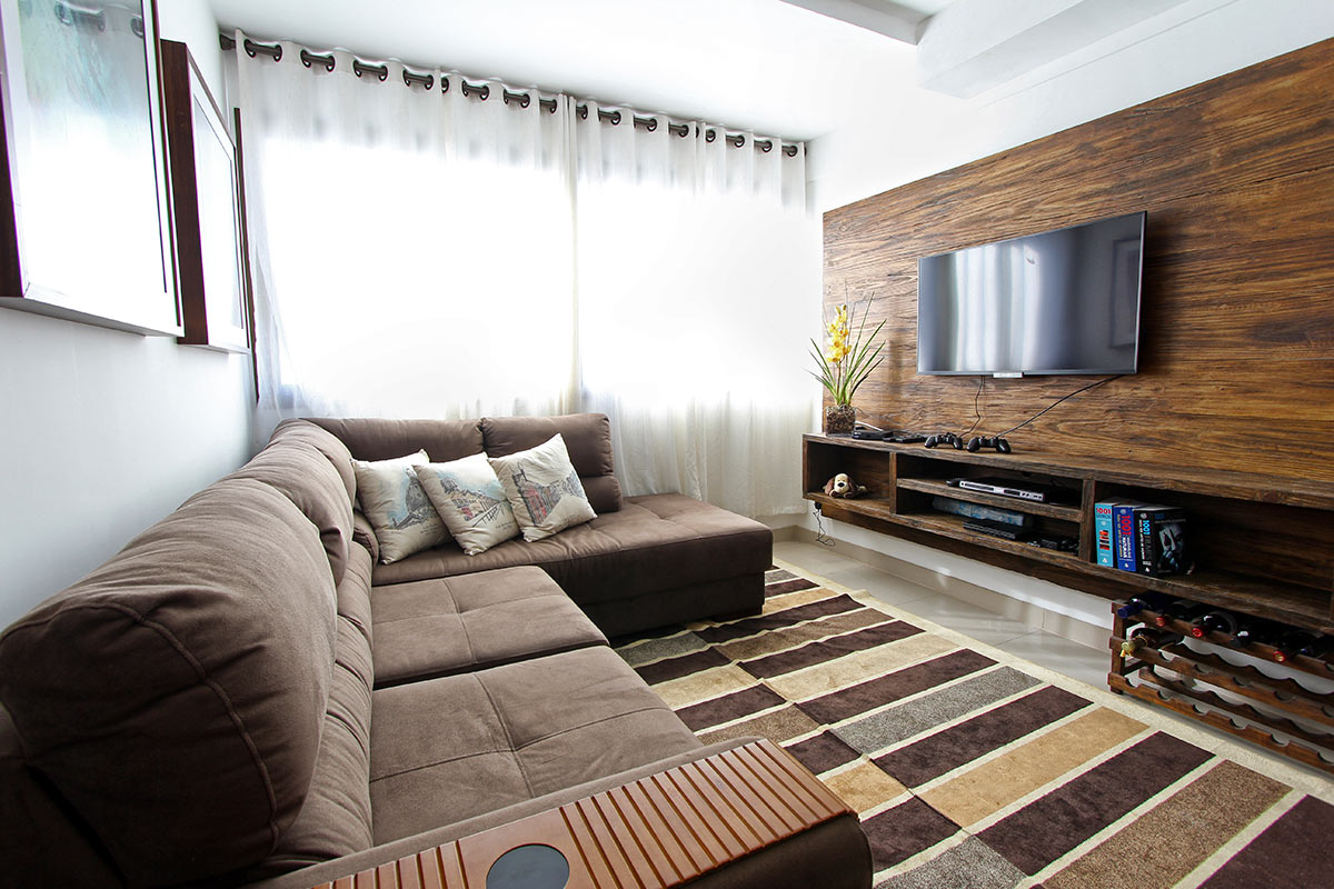 Basements, Home Theatres and Living Rooms